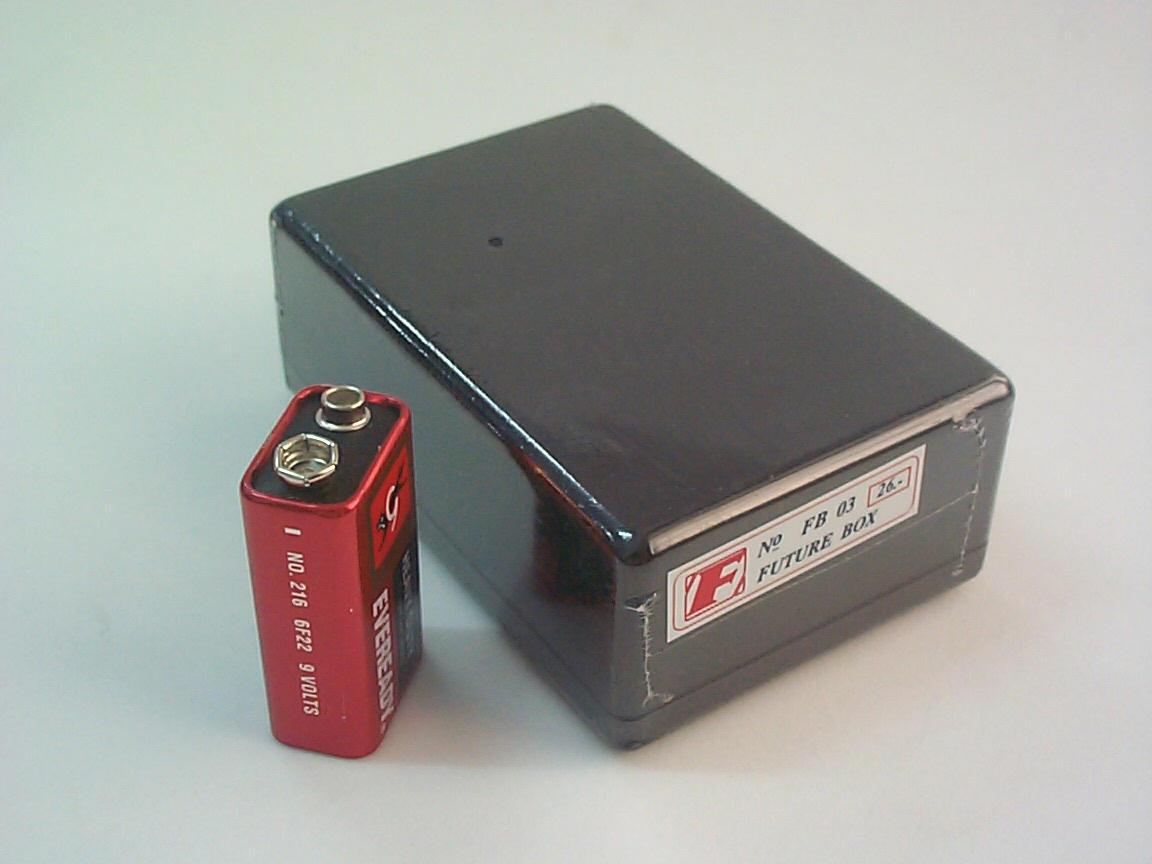 FB03 General Purpose Box (A)
