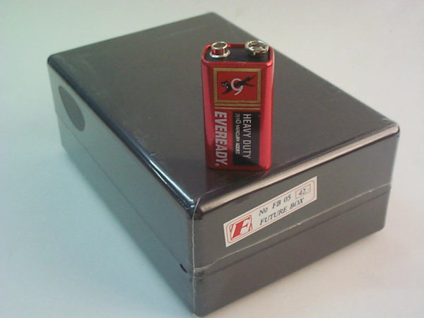 FB05 General Purpose Box (C)