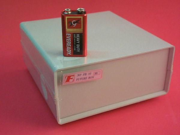 FB10 Instrument Case (B)