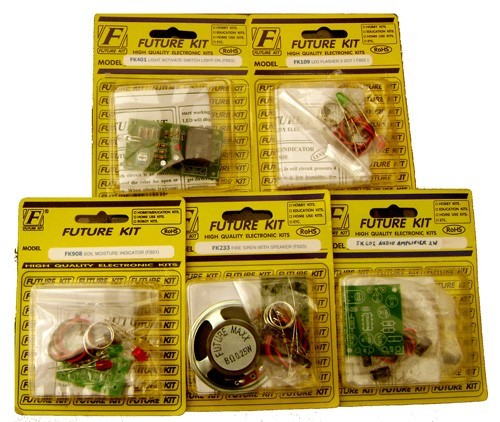 5 Starter Kits Bonanza