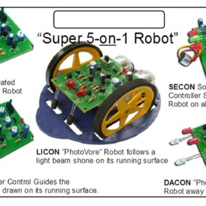 5-on-1 Robot Downloadable Teachers Introduction