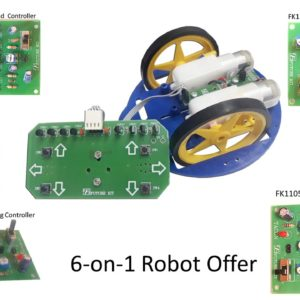 6-on-1 Robot Education Offer