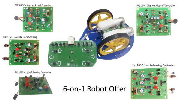 6-on-1 Robot Education Offer
