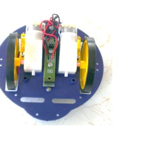 5-on-1 Robot Base Plate Construction Guide for students