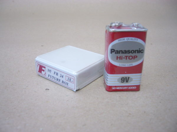 FB24 Compact Handy Box
