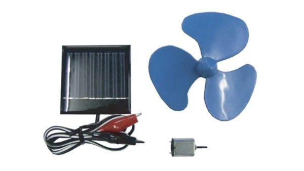 FK1001 Solar Fan