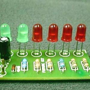 FK101 6 LED Mono VU Meter