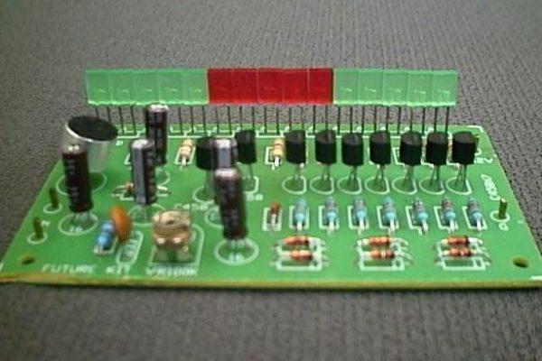 FK103 15LED Wireless VU Meter