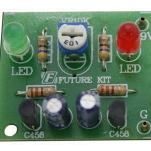 FK109 2 LED Flasher