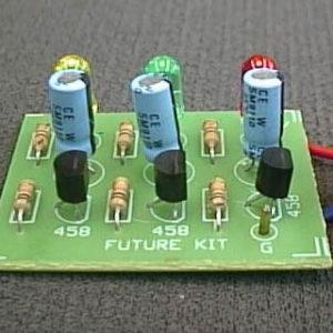 FK110 3 LED Chaser