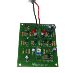 5-on-1 Robot Student Construction Guide for FK1103C Sound ON-OFF Controller