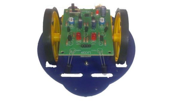 5-on-1 Robot Student Calibration Guide for FK1106 Light Seeking Robot