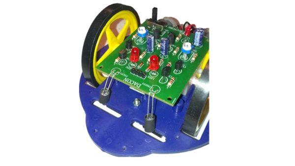 5-on-1 Robot Student Construction Guide for FK1107 Dark Seeking Robot