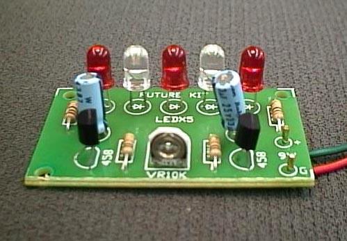 FK111 5 LED Flasher