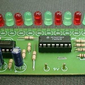 FK115 10 LED Running Light Linear