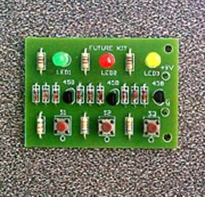 FK137 Panel Game Priority Lights