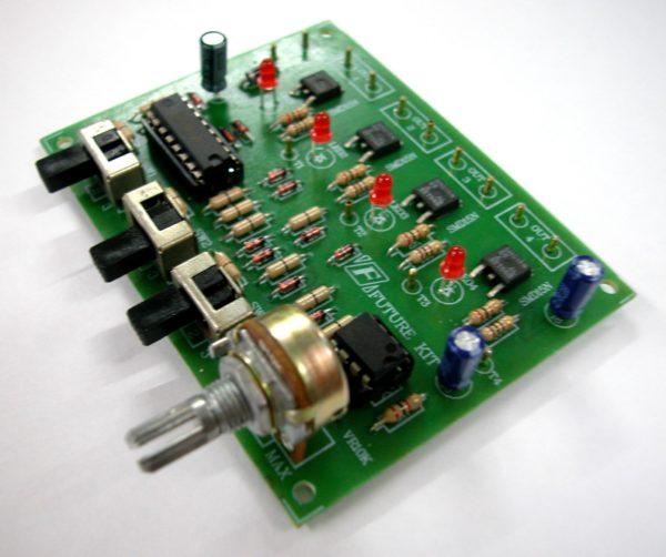 FK144 6 Programme 4 Channel LED Chaser Controller