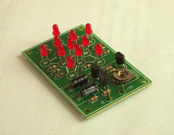 FK147 11 LED Flasher