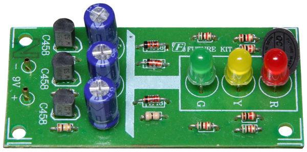FK156 Mini Traffic Light 3 LED