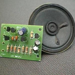 FK228 Electronic Siren Kit