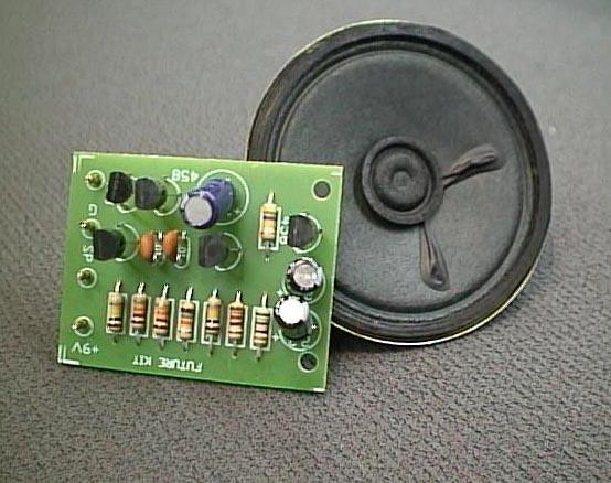 FK228 Electronic Siren Kit