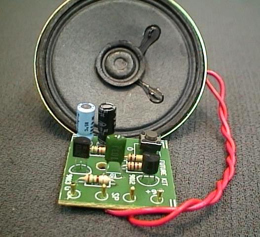 FK233 Siren Fire Engine Sounder
