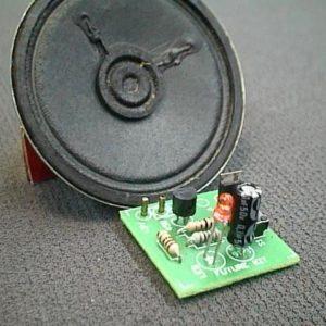 FK238 Two Tone Door Bell