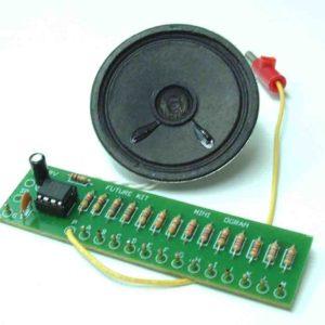 FK243 13 Tone Monophonic Organ