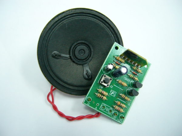 FK275 Three Train Sounds Board