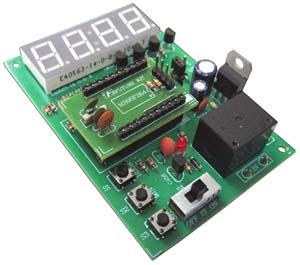 FK444 Digital Multifunction Timer 1 Sec. to 99Hrs