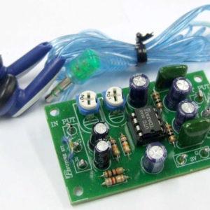 FK676 HEADPHONE AMPLIFIER KIT