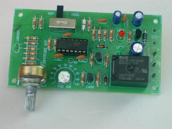 FK934 Thermostat 0 100C