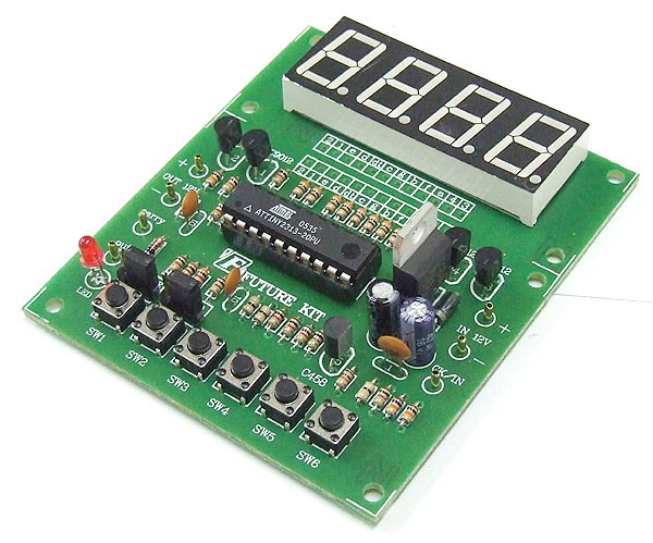 FK936 Presettable 4 Digit Up/Down Counter