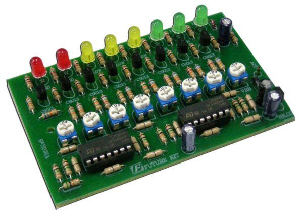 FK939 12V Battery Checker 8 LED