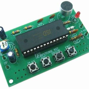 FK941 20-60 Second Solid State Voice Recorder