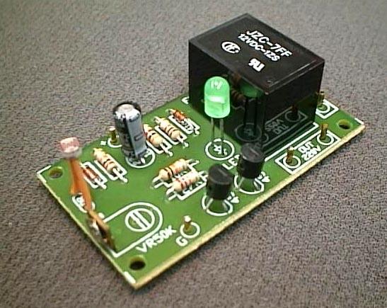 FK403 Auto Night Switch 12VDC.