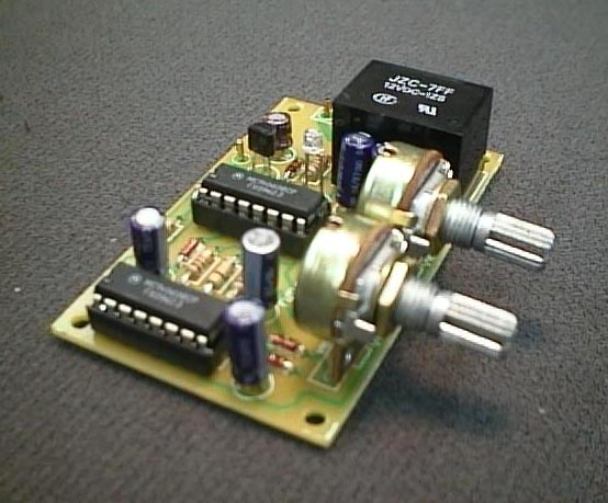 FK432 Recycling Adjustable Timer