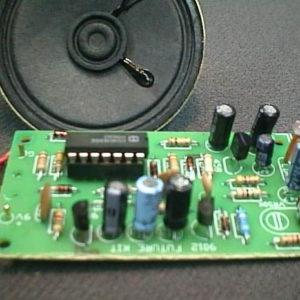 FK501 Intruder Alarm