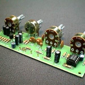 FK626 Stereo Input Pre -Amp/Tone Control