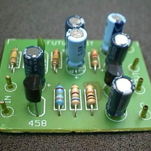 FK647 Microphone Amplifier