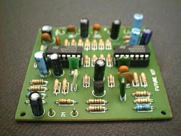 FK651 Stereo Simulator