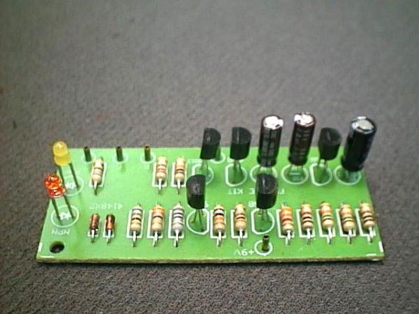 FK907 In-Circuit Transistor Checker
