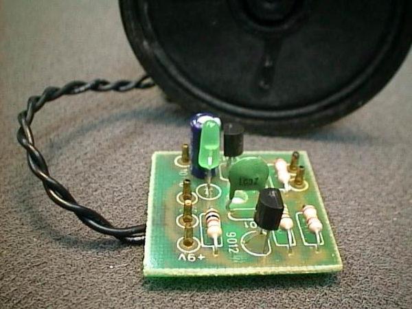 FK909 Audio Continuity Tester