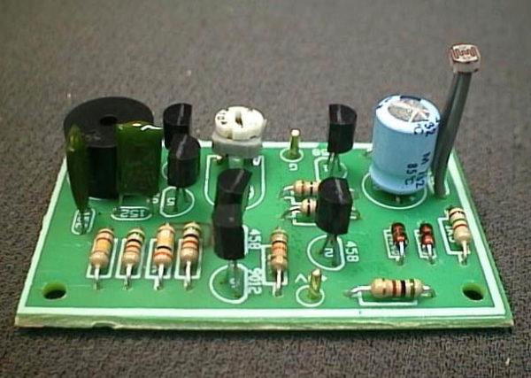 FK911 Refrigerator Door Open Alarm