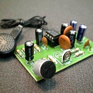FK917 Whisper Amplifier