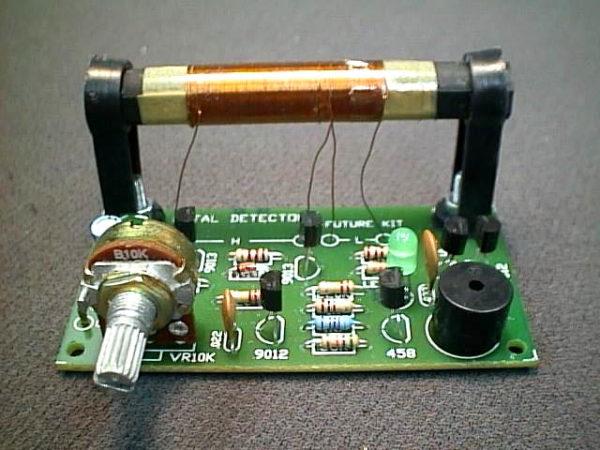 FK919 Metal Detector