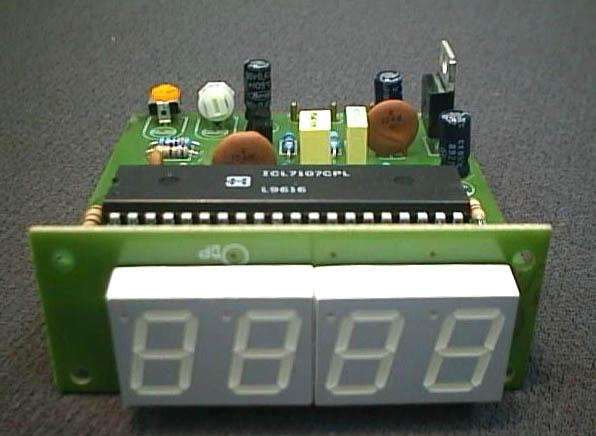 FK924 DC Voltmeter 0-1000V