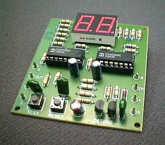 FK926 2 Digit counter