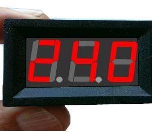 KSDVMAC-500 60-500VAC Panel Meter