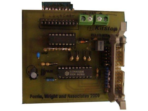KSK008 DeMux for large Digit Displays